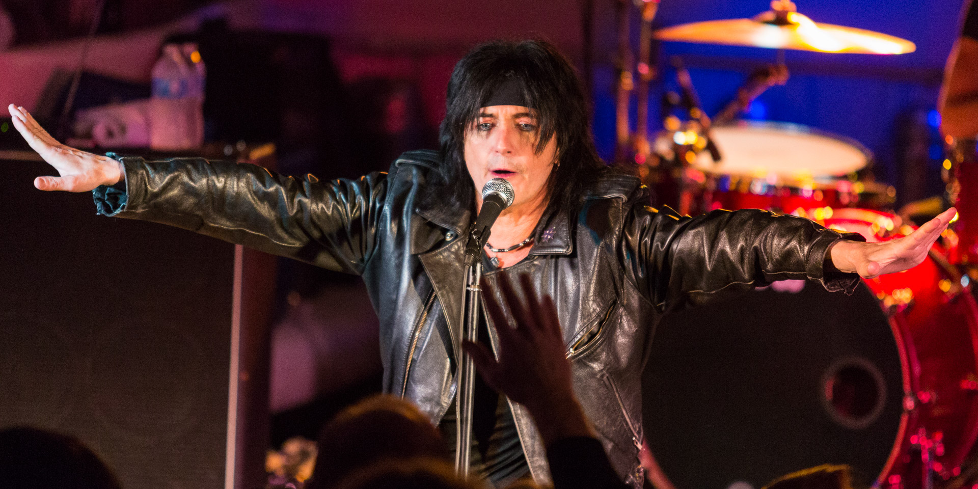 L.A. Guns live at Whiskey Room in Raleigh 4/19/2013.