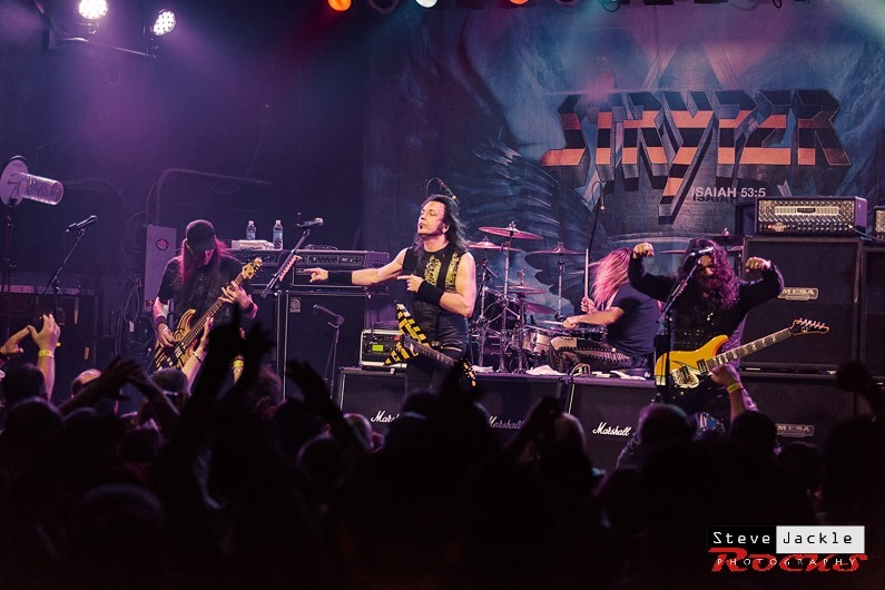 Stryper: Live at Lincoln Theatre